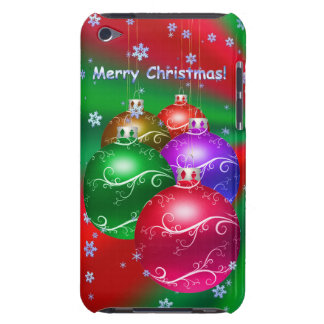 Merry Christmas! Barely There iPod Cases