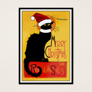 Merry Christmas -  Chat Noir