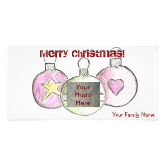 Merry Christmas Christmas Photo Cards