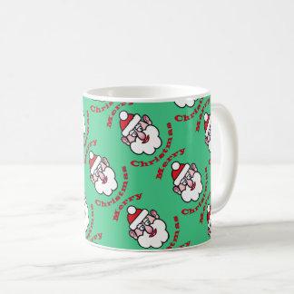 Merry Christmas, Christmas Santa Claus 1.8 Coffee Mug