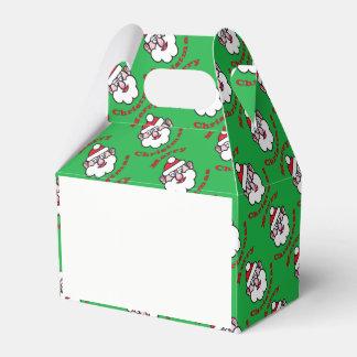 Merry Christmas, Christmas Santa Claus Favour Box