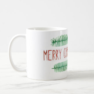 Merry Christmas Coffee Mug