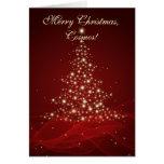 Merry Christmas, Cosmos! Card