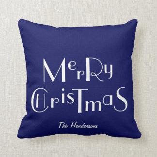 Merry Christmas - Cushion