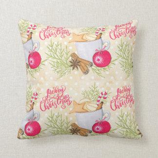 Merry Christmas Cushion