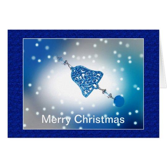 Merry Christmas Customisable Card