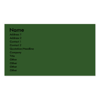 Merry Christmas Cut Out Photo Frame Green Business Card Templates