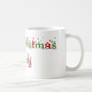 Merry Christmas Daddy Mug