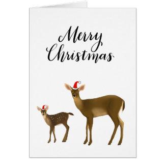 Merry Christmas Dear Ones card