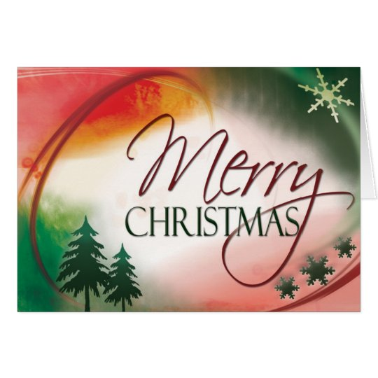 Merry Christmas Design card