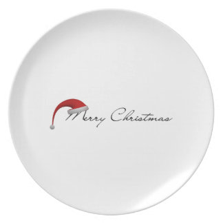 Merry Christmas! Dinner Plate