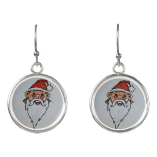 Merry Christmas Earrings