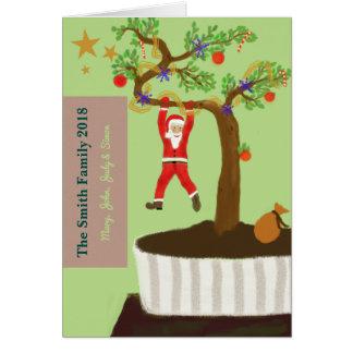 Merry Christmas! Enjoy the Little Blessings... Card