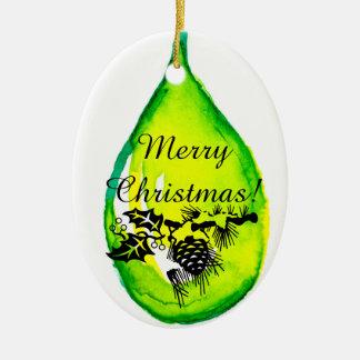 Merry Christmas! Essential Oils Ornament