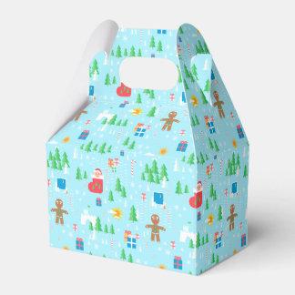 Merry Christmas favour box. Favour Box