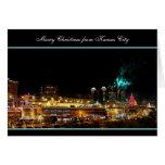 Merry Christmas Fireworks Kansas City Plaza Lights