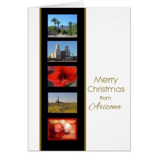 Merry Christmas from Arizona Card