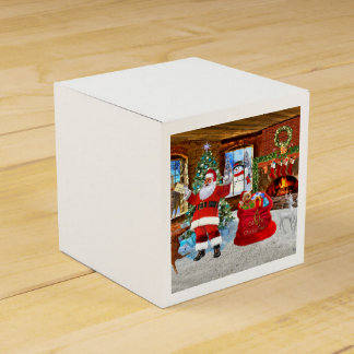 Merry Christmas from Santa Favour Box
