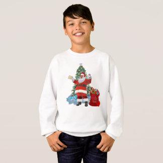 Merry Christmas from Santa Sweatshirt