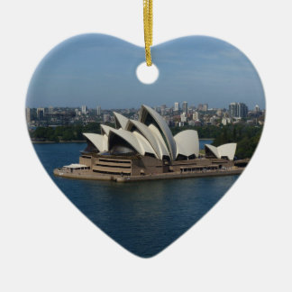 merry Christmas from Sydney Christmas Ornament