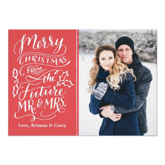 Merry Christmas From The Future Mr. and Mrs.