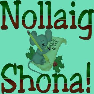 merry christmas gaelic t shirt - Merry Christmas In Gaelic