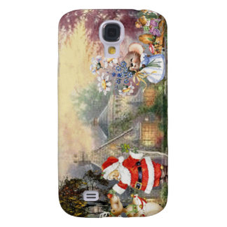 merry christmas galaxy s4 case