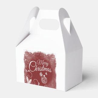 Merry Christmas Goodie Box