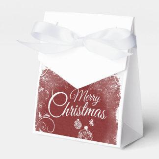 Merry Christmas Goodie Box Tent