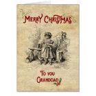 Merry Christmas Granddad Card