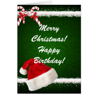 happy birthday and christmas greeting cards zazzle co uk