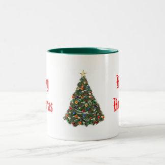Merry Christmas, Happy Holidays Coffee Mug