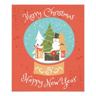 Merry Christmas Happy New Year Photo