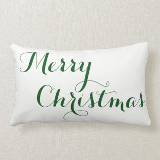 Merry Christmas -Happy New Year Reversible pillow