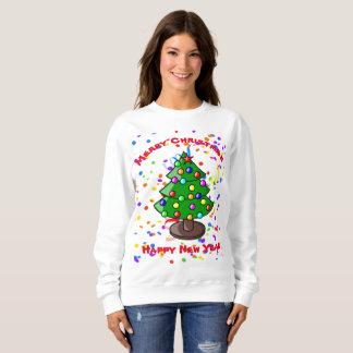 Merry Christmas & Happy New Year Sweatshirt
