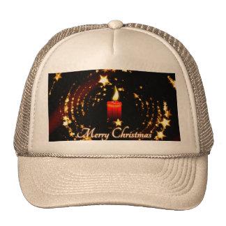 Merry Christmas Mesh Hats