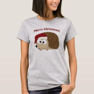Merry Christmas! Hedgehog T-Shirt