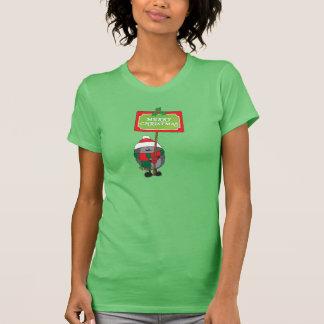 Merry Christmas hedgehog T-Shirt