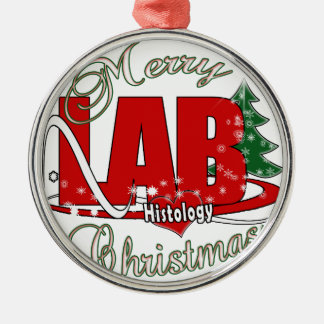 MERRY CHRISTMAS HISTOLOGY CHRISTMAS ORNAMENT