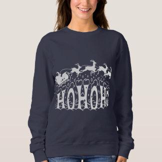 Merry Christmas-Ho Ho Ho Sweatshirt
