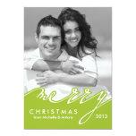 Merry Christmas Holiday Cards 13cm X 18cm Invitation Card