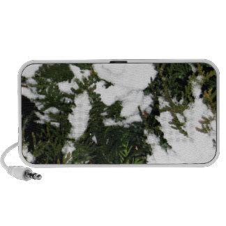 Merry Christmas  Holiday celebrations Santa Christ iPod Speakers