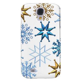 Merry Christmas  Holiday Tree Ornaments celebratio Galaxy S4 Case