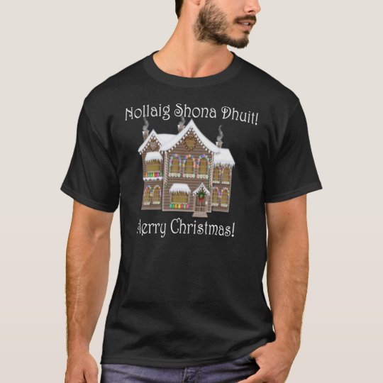 Merry Christmas House T-Shirt