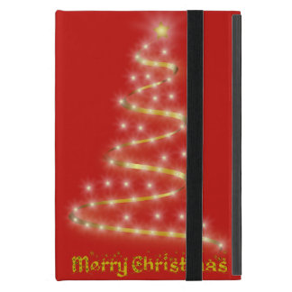 Merry Christmas iPad Mini Case