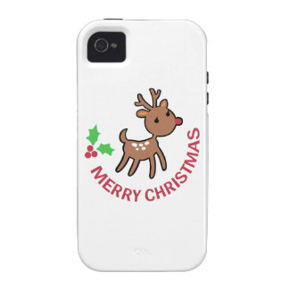 Merry Christmas iPhone 4/4S Case