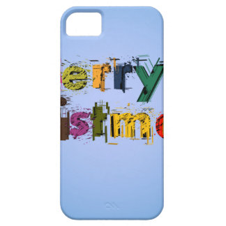 Merry Christmas iPhone 5 Case