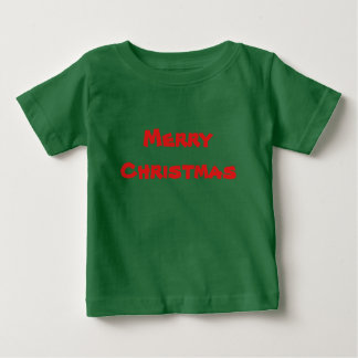 Merry Christmas Kids/ toddler tee