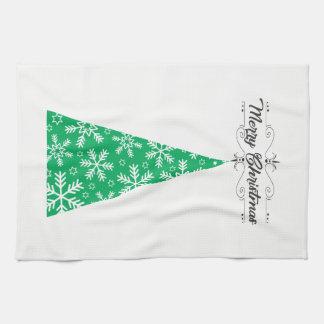 Merry Christmas Kitchen Towel