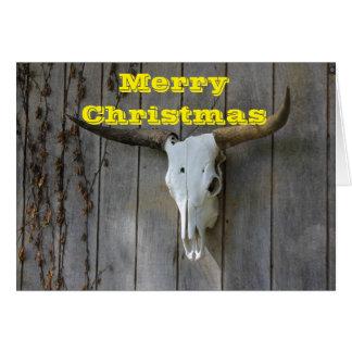 Merry Christmas  Missouri Christmas Card